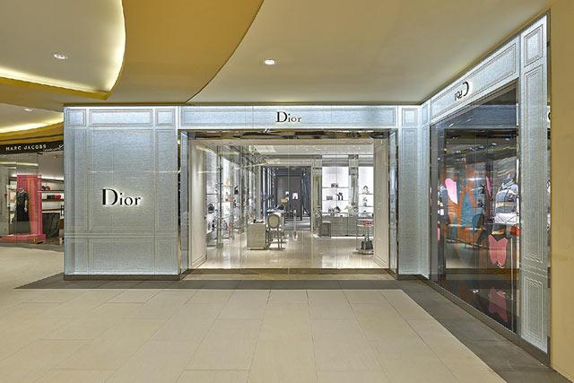 DIORCentria Mall, Riyadh (KSA)