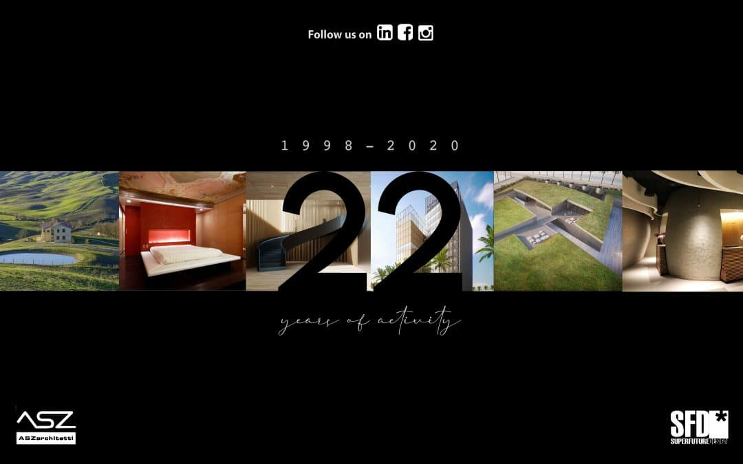 ASZ Architetti; A magnificent journey spanning 22 years